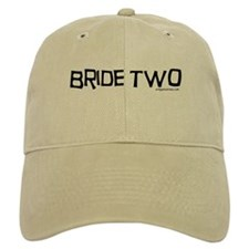 Bride two Baseball Cap