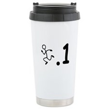 .1 Ceramic Travel Mug - Funny!