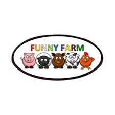 Funny Farm Patches