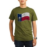 Houston TX Flag T-Shirt