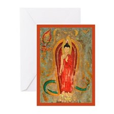Enchanted Buddha Greeting Cards (Pk of 10)