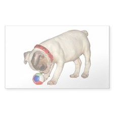 """French Bulldog 1"" Decal"