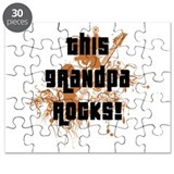 This Grandpa Rocks Puzzle