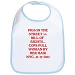 PIGS IN THE STREET vs. THE BI Bib
