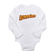 Lovebürger Long Sleeve Infant Bodysuit