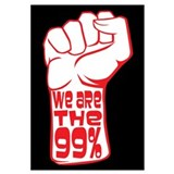 Cute We are the 99 Wall Art