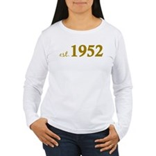Est. 1952 (Birth Year) T-Shirt