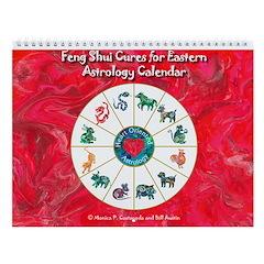 Feng Shui Chinese Horoscope Calendar