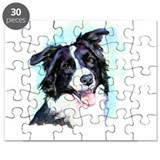 Border Collie Puzzle