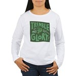 Snail: Tremble... Women's Long Sleeve T-Shirt