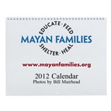 Wall Calendar: Maya Women in Guatemala