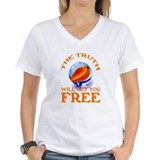 THE TRUTH WILL SET YOU FREE Shirt