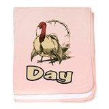 Turkey Day - Design for thank baby blanket