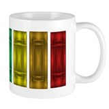 Crystal Rainbow Jewel Coffee Mug