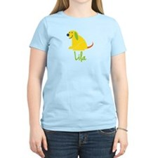 Lila Loves Puppies T-Shirt
