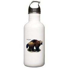 Wolverine Water Bottle