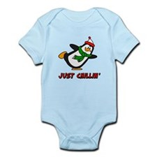 Just Chillin' Chilly Willy Infant Bodysuit