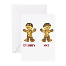 Gingerbread Cookies Greeting Cards (Pk of 10)