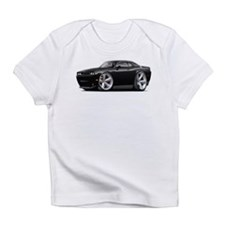Challenger SRT8 Black Car Infant T-Shirt