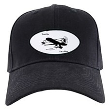 Airplaines and Pilots Baseball Hat