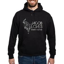 Jacob Loves Hoodie