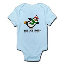 Chilly Willy Ice Ice Baby Infant Bodysuit