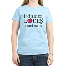 Edward Loves T-Shirt