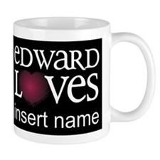 Edward Loves Small Mugs