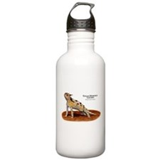 Texas Horned Lizard Water Bottle