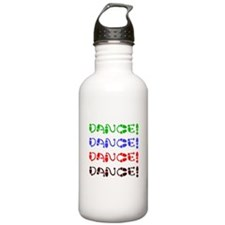 DANCE! DANCE! DANCE! Water Bottle