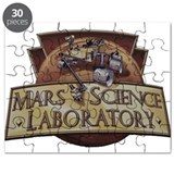 Mars Science Laboratory Puzzle