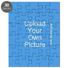 Upload Picture Puzzle