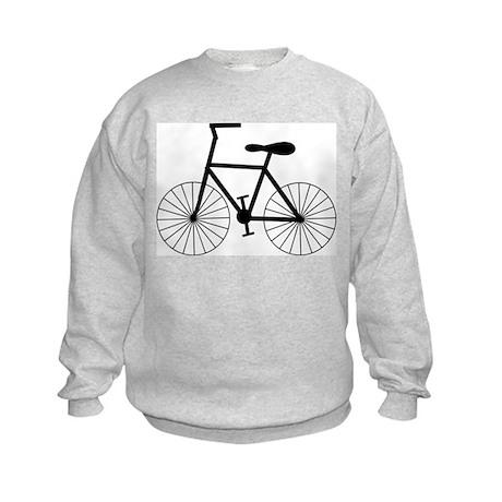 Cycling Design Kids Sweatshirt