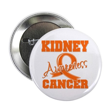 Kidney Cancer Awareness 2.25&quot; Button (100 pack)