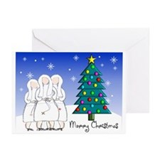Catholic Nuns Christmas Greeting Cards (Pk of 10)