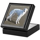 Silken Windhound Jewelry Box