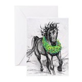 Dashing Through The Snow Greeting Cards (Pk of 10)