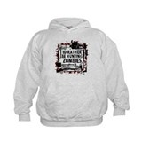 Hunting Zombies Hoodie