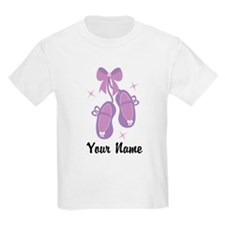 Customized Ballet Slippers T-Shirt