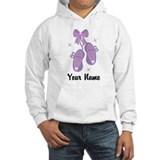 Customized Ballet Slippers Jumper Hoody