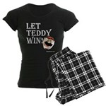Women's Let Teddy Win Pajamas