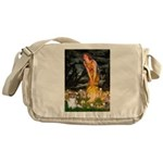 Fairies / Papillon (f) Messenger Bag