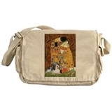 The Kiss/PBGV Messenger Bag
