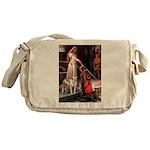 The Accolade / Pitbull Messenger Bag