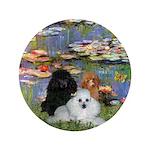 Lilies / 3 Poodles 3.5