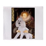 Queen / Std Poodle(w) Throw Blanket
