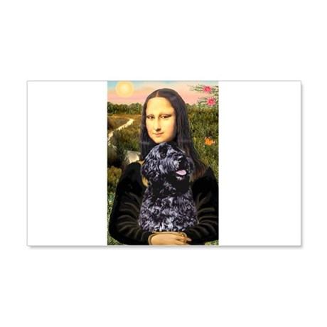 Mona Lisa's PWD (5) 20x12 Wall Decal