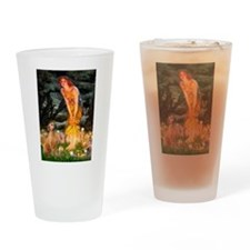 Mideve / Rho Ridgeback Drinking Glass