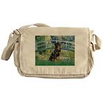Bridge / Rottie Messenger Bag
