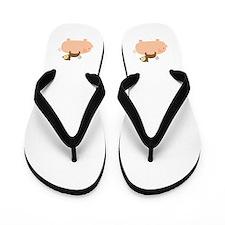 Baby Monkey Flip Flops
